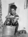 Dog Loving Teen - elizabeth-taylor photo