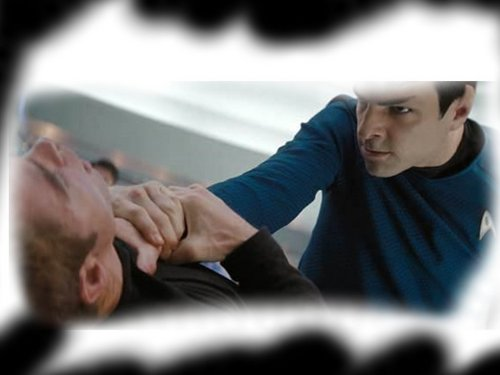 Don't mess with Spock