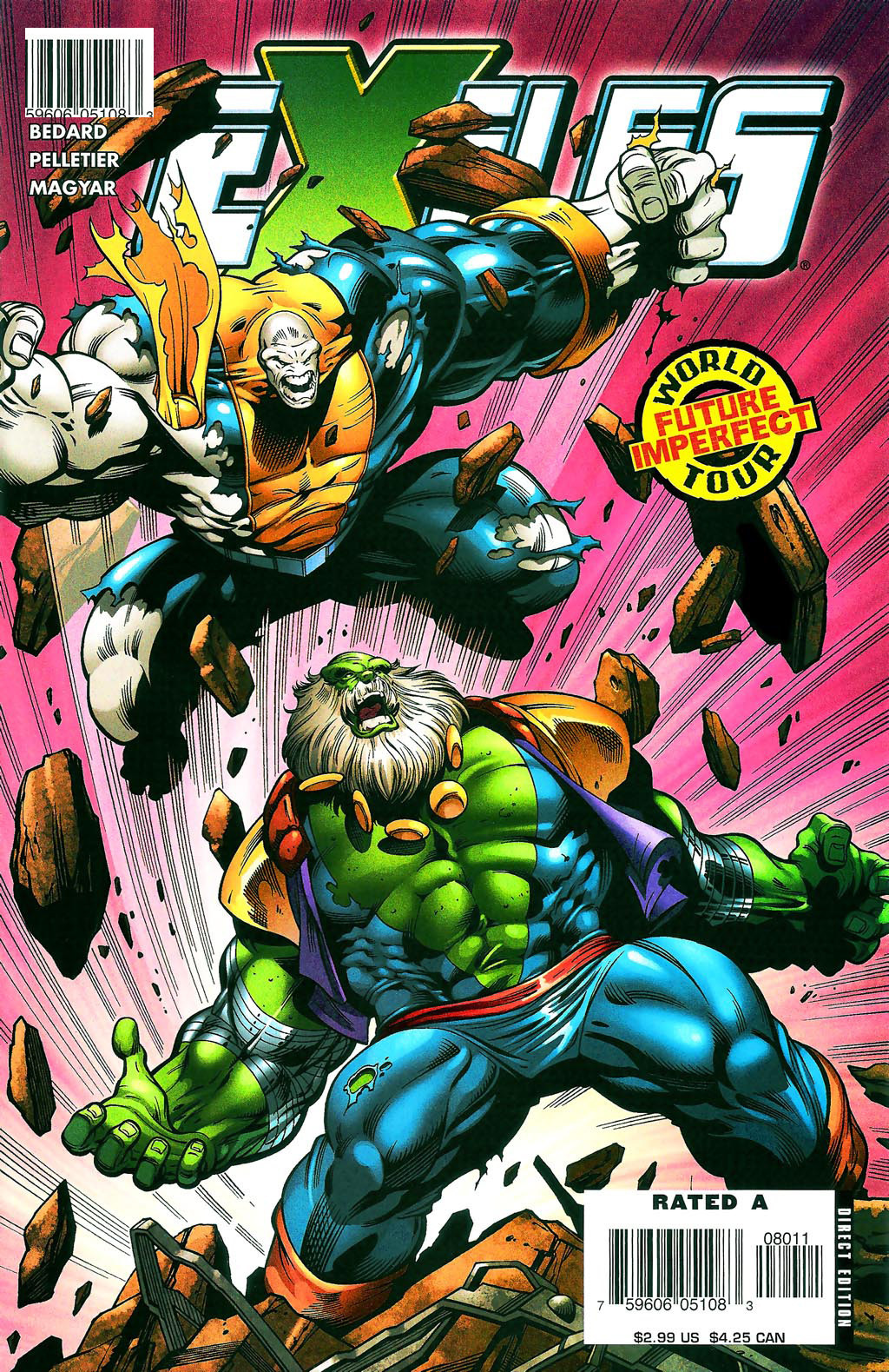 marvel exiles - get domain pic...