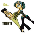 Go Trent! - total-drama-island photo