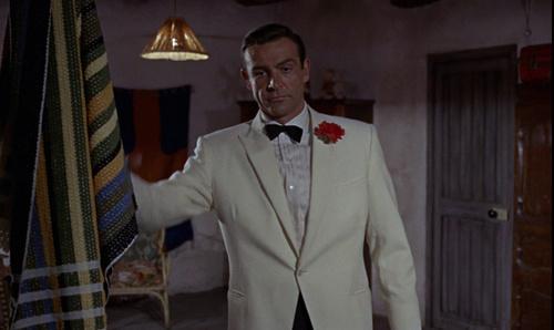 James Bond fondo de pantalla containing a business suit, a suit, and a dress suit titled Goldfinger
