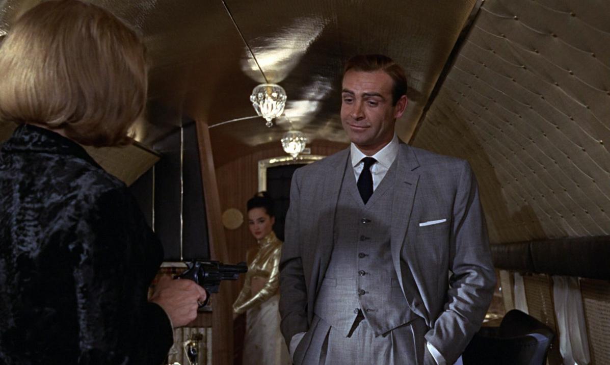 Goldfinger James Bond Image 6182703 Fanpop