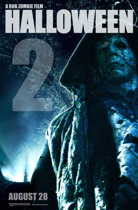 halloween rob zombie images h2 movie poster hd wallpaper and background photos - Halloween Movie By Rob Zombie