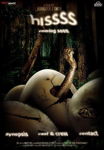 Hisss (2009) Posters