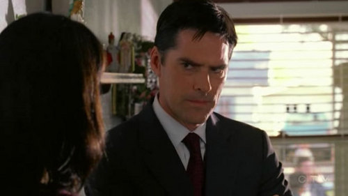 Hotch & Emily 壁纸 with a business suit titled Hotch & Emily