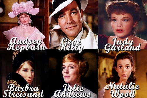 Iconic Movie Stars