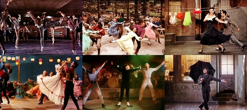Incredible Dance Sequences
