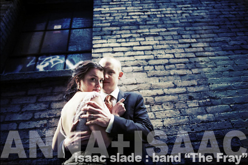 The Fray wallpaper containing a street entitled Isaac's wedding
