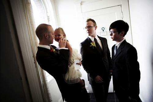 Isaac's wedding