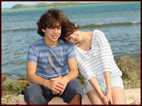 Jake/Selena in Puerto Rico