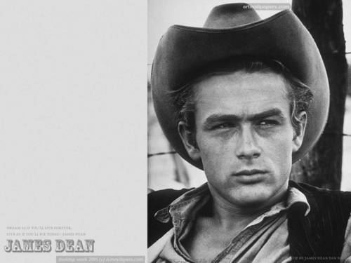 James Dean - classic-movies Wallpaper