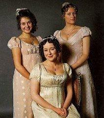 Jane, Lizzy, Lydia