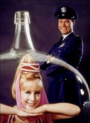 Jeannie and Tony