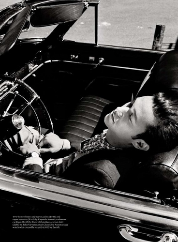 Joseph in Esquire - joseph-gordon-levitt Photo
