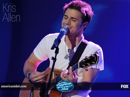 Kris Allen Wallpaper - kris-allen Wallpaper