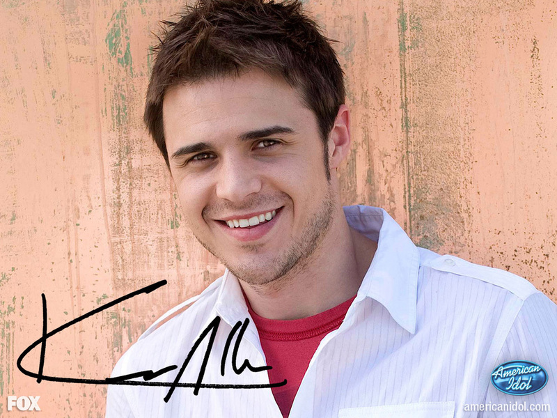 Kris Allen - Wallpaper Actress