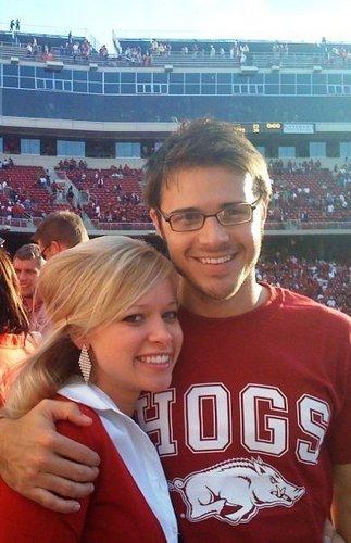 Kris Allen & his Wife, Katy