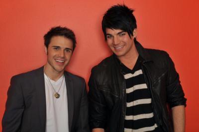 Kris and Adam--American Idol Final 2