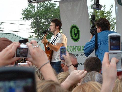 Kris's Homecoming コンサート