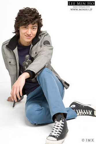 Lee Min-Ho co bintang of BBF