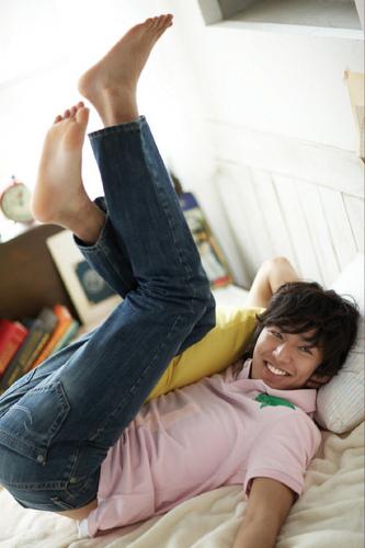 Lee Min-Ho co سٹار, ستارہ of BBF