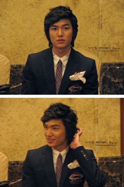 Lee Min-Ho co star of BBF