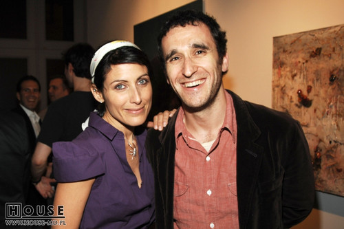 Lisa Edelstein: Andrew Levitas works on canvas and steel curated bởi Neil Grayson