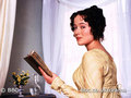 Lizzy Bennet - pride-and-prejudice-1995 wallpaper