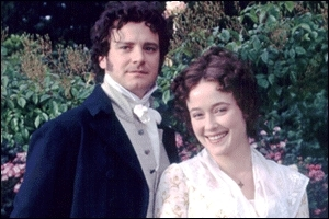 Lizzy and Darcy