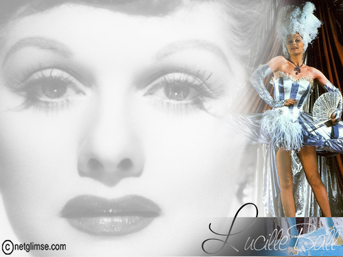 Classic Movies wallpaper entitled Lucille Ball Wallpaper