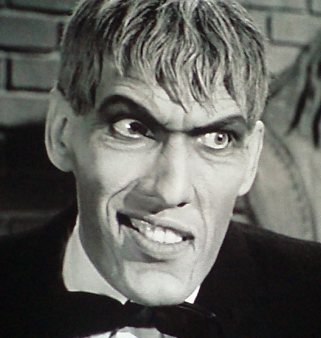 Addams Family wallpaper probably with a business suit called Lurch