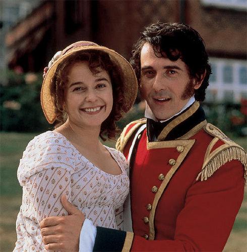 Lydia and Wickham