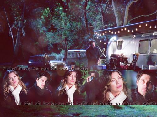 Meredith & Derek hình nền titled MerDer hình nền Season 5
