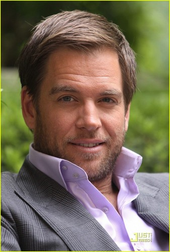 Michael Weatherly @ ncis Press Conference