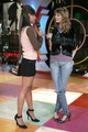 Mischa on TRL - Nov 4, 2004