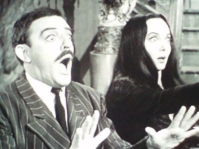 Morticia and Gomez Addams - addams-family Photo
