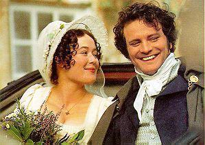 Mr. and Mrs. Darcy