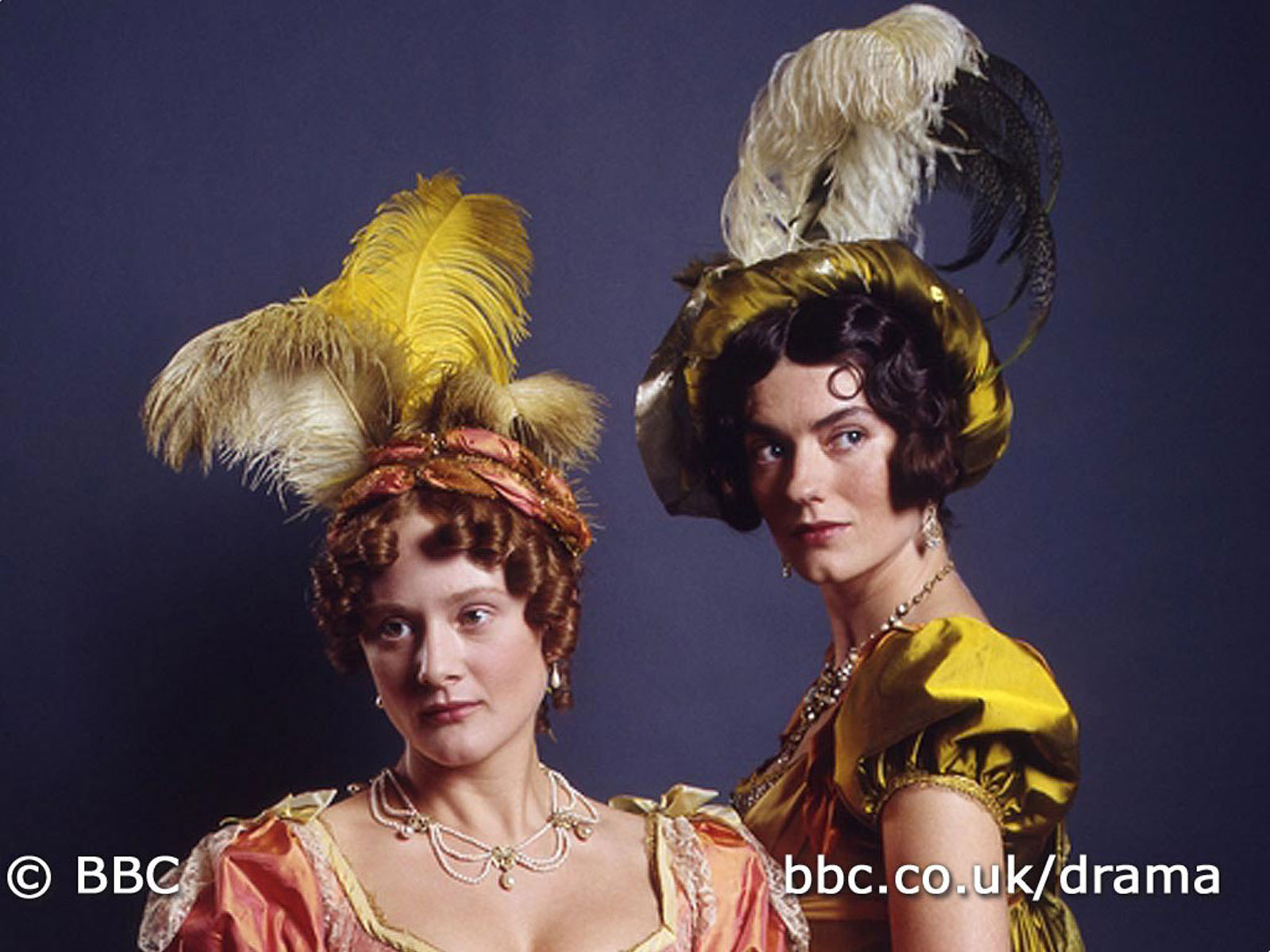 Mrs. Hurst and Miss Bingley