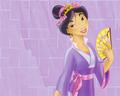 disney-leading-ladies - Mulan wallpaper