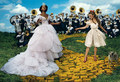 Munchkinland - annie-leibovitz photo
