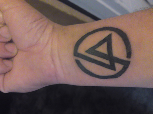 My Tattoo - linkin-park Fan Art