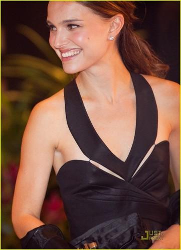 Natalie Portman: White House Correspondents 공식 만찬, 저녁 식사