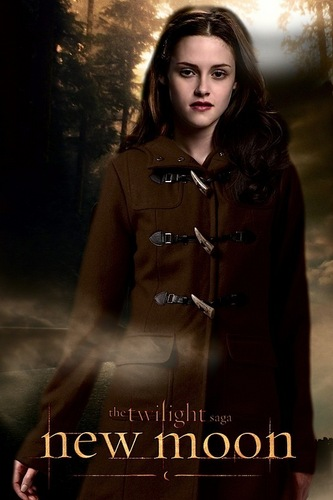 New Moon Poster: Bella