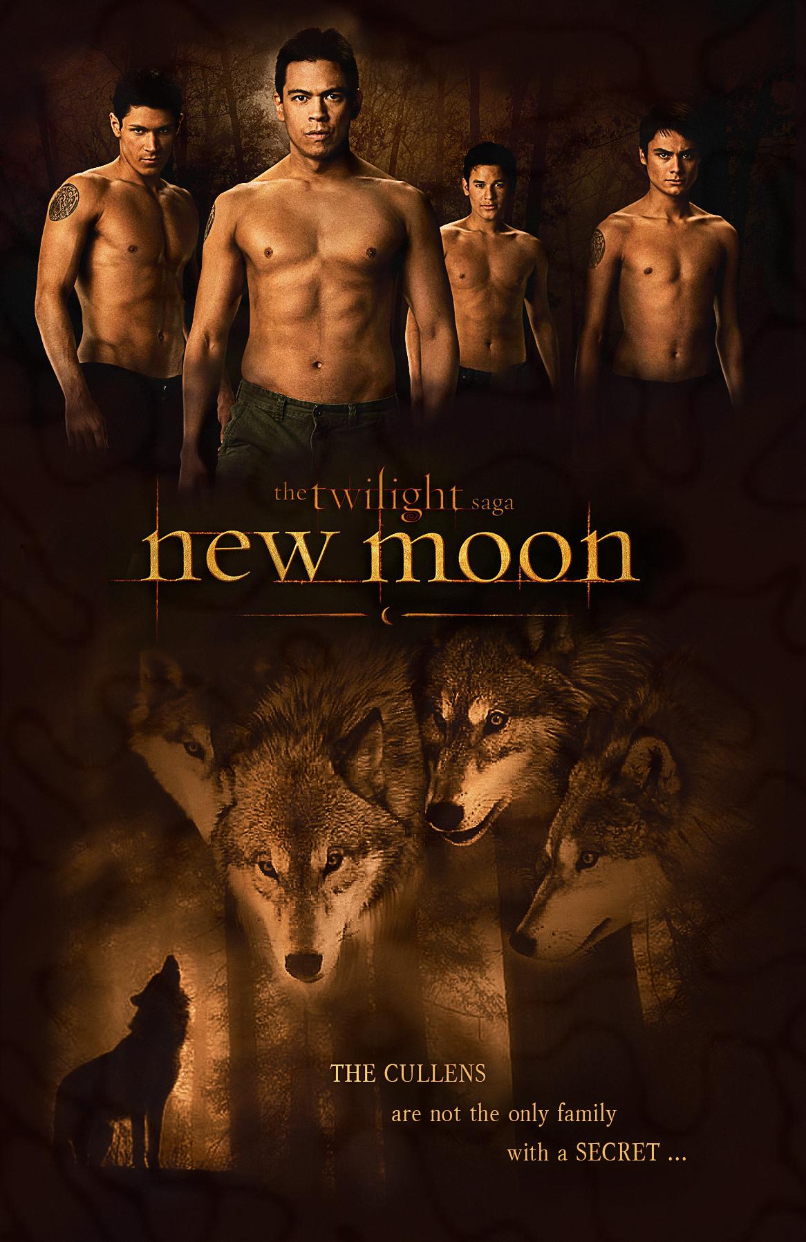 new moon new moon movie fan art 6152177 fanpop