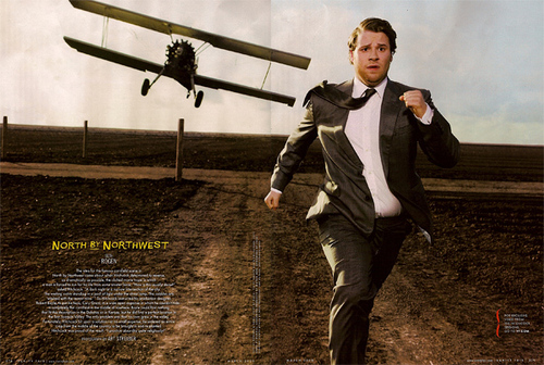 North by Northwest - annie-leibovitz Photo