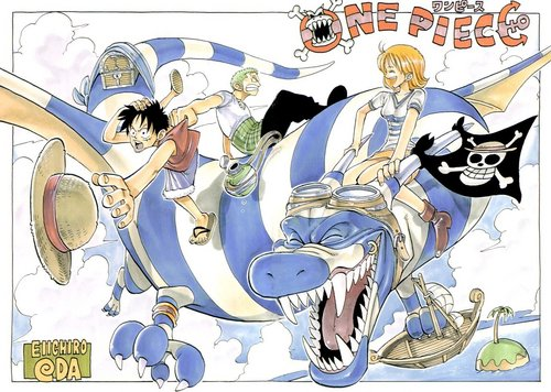 One Piece - shonen-jump Photo