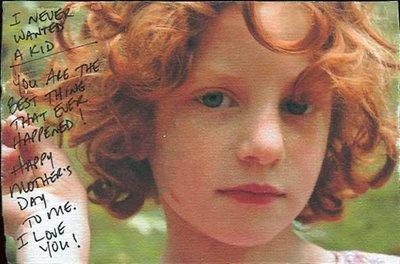 PostSecret - 10 May 2000 (Mother's 日 Edition)