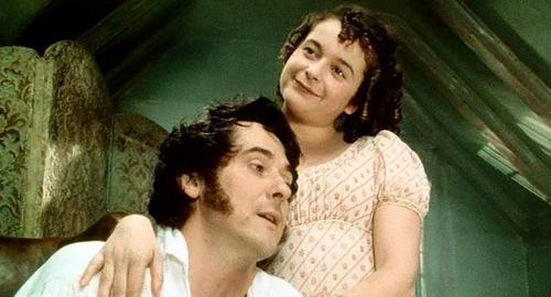 George and Lydia Wickham