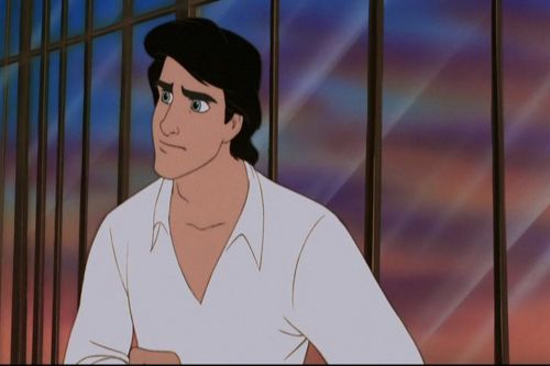 Leading men of disney wallpaper possibly with a holding cell titled Prince Eric