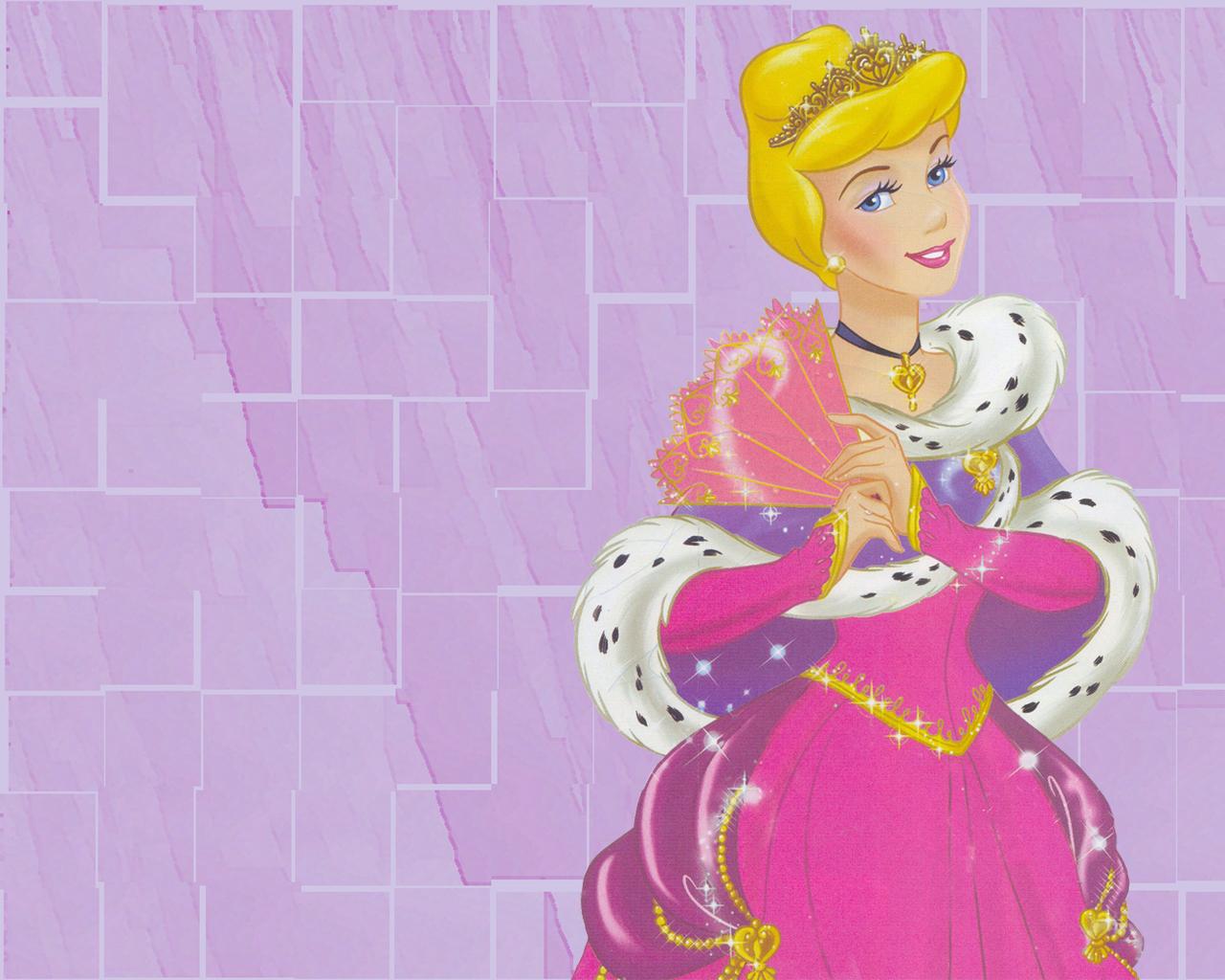 مكتبة ضخمة من صور ورمزيات اميرات ديزني Princess-Cinderella-disney-princess-6168439-1280-1024